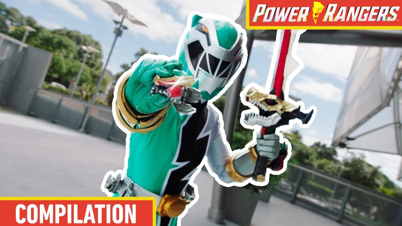 Download Cut Off ❌ BRAND NEW 🦖 Dino Fury ⚡ Power Rangers Kids ⚡ Action for Kids