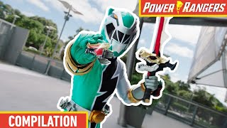 Cut Off ❌ BRAND NEW 🦖 Dino Fury ⚡ Power Rangers Kids ⚡ Action for Kids Thumb
