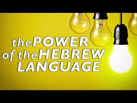 The Power of the Hebrew Language | Jonathan Bernis | Sid Roth