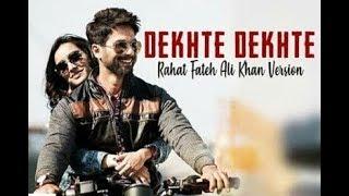 Dekhte Dekhte song ringtone | Batti Gul Meter Chalu | Atif Aslam| sochta hun ke wo kitne masoom the