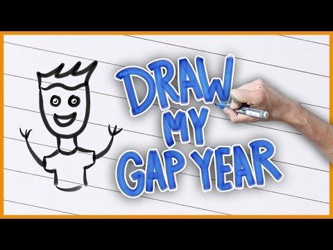 Work And Travel Australien - DRAW MY GAP YEAR | Teil 1