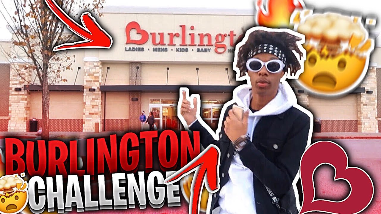 [VIDEO] - PICKING OUT A FIRE OUTFIT IN BURLINGTON 😱🔥 | I FOUND OFF-WHITE 9