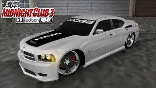 O Tuner Com Cara de Muscle - Midnight Club 3 DUB Edition Remix (PC Gameplay) [1080p]