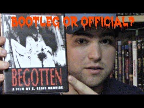 Begotten DVD! Real or Fake?!