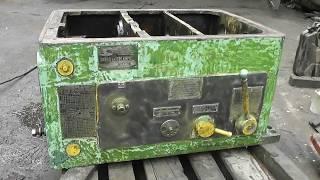 видео Ремонт токарных станков