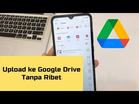 Cara Membuat Link Google Drive untuk Pengumpulan Tugas Lewat HP