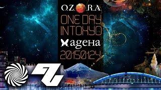 Ace Ventura - Ozora Festival - One Day in Tokyo ageHa DJ Set