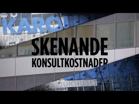 Nya Karolinska – den skandalösa historiken - Nyheterna (TV4)
