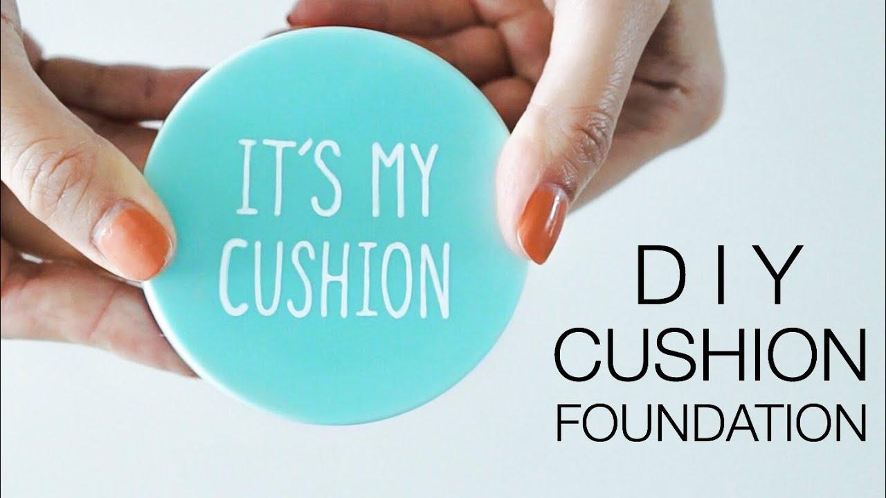 Diy Custom Cushion Foundation Compact Gothamista