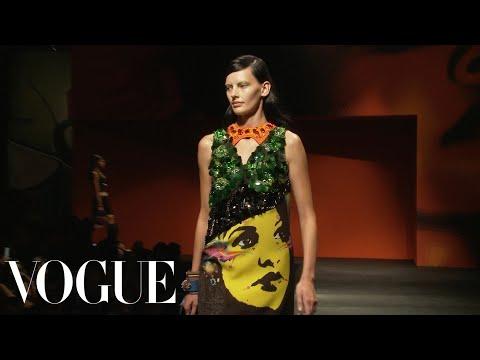 Prada Spring 2014 Ready To Wear - Fashion Show - Style.com