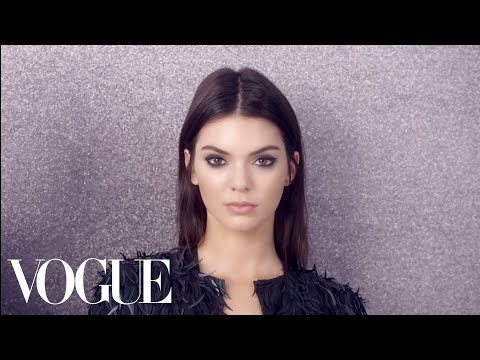 Kendall Jenner Shows 3 Ways to Craft Smoky Eyes | Vogue