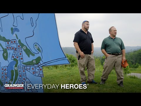 Golf Course Managers | Grainger Everyday Heroes