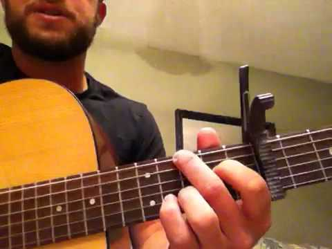 Talladega Eric Church Lesson Intro Youtube