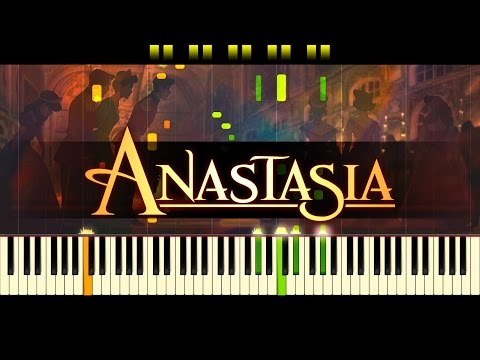 Once Upon a December (Piano) // ANASTASIA