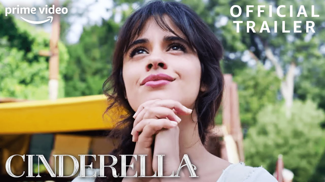 Cinderella | Official Trailer | Prime Video