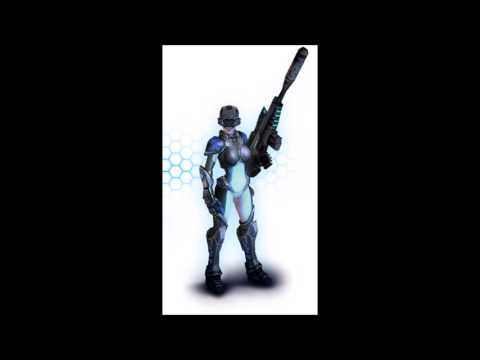 Female Ghost Quotes - Starcraft 2 - YouTube