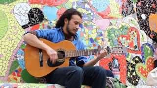 """Angelo Escobar - Con un gruñido y dos alas negras // """"al palo""""  PLAZA EL DESCANSO"""