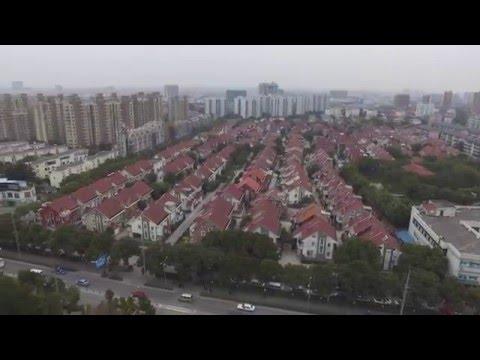 Shanghai Suburbs Flyover