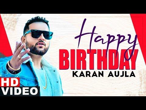Birthday Wish | Karan Aujla | Birthday Special | Latest Punjabi Songs 2020 | Speed Records