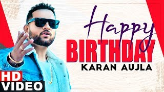 Birthday Wish | Karan Aujla | Birthday Special | Latest Punjabi Songs 2020 | Speed Records