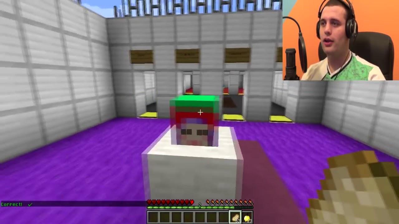Koliko dobro poznajete YouTubere? Minecraft YOUTUBER TRIVIA [Srpski Gameplay] ☆ SerbianGamesBL ☆