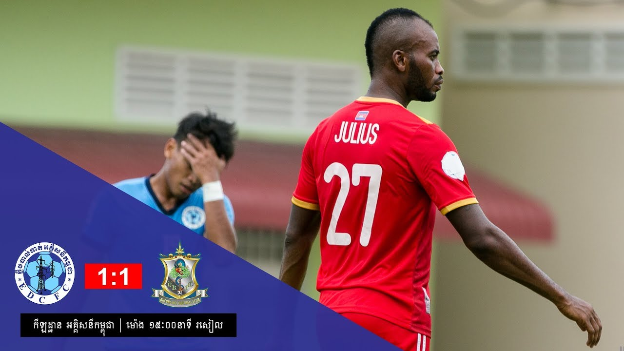 [MCL Week 7] EDC (1-1) Boeung Ket FC