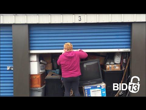 4 Corners Storage Unit A03