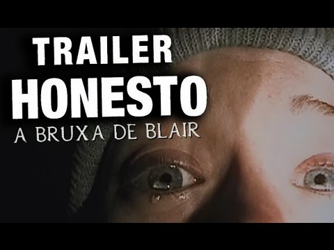 Trailer do filme Bruxa de Blair