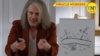 Miracle Workers| Abteilung für Gebete-Erhörung | TNT Comedy