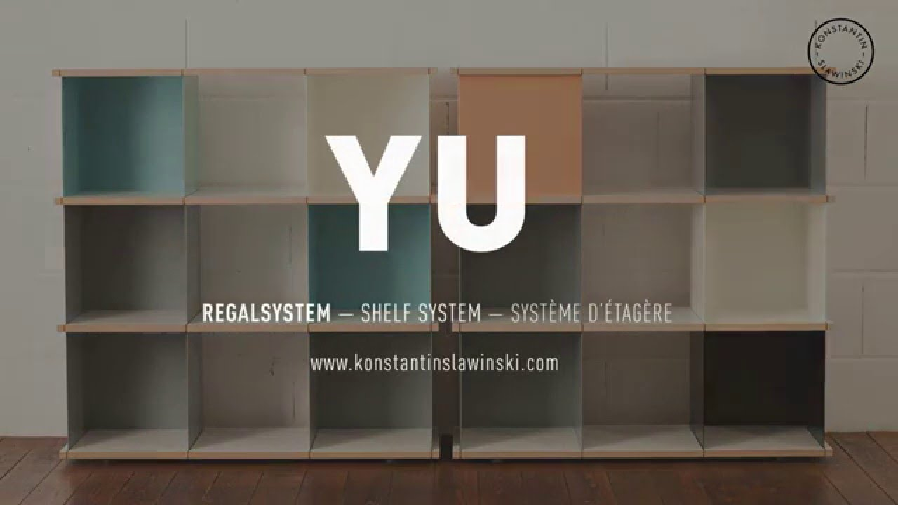 yu regalsystem konstantin slawinski stopmotion youtube. Black Bedroom Furniture Sets. Home Design Ideas