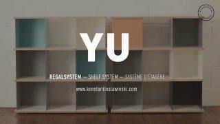 YU System | Konstantin Slawinski Stopmotion