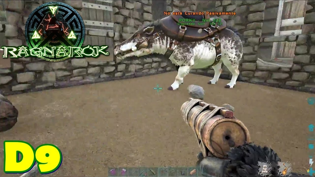Ark Ragnarok D9 Daeodon Y Cueva De Hielo Gameplay Espanol Youtube Daeodon are usually found in the tundras and coastal areas where it can have a lot of space. ark ragnarok d9 daeodon y cueva de hielo gameplay espanol
