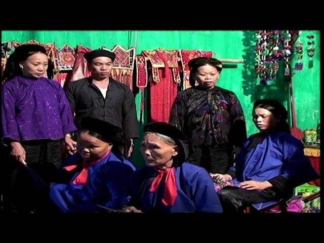 Lễ cấp sắc Then của người Nùng ở Lạng Sơn