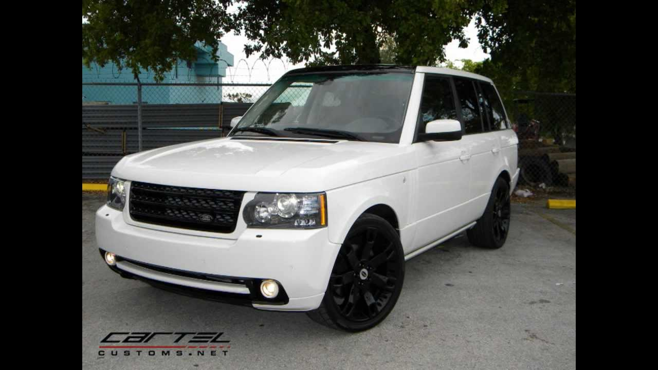 Custom 2006 Rover Range Rover Conversion Swirve Productions Youtube