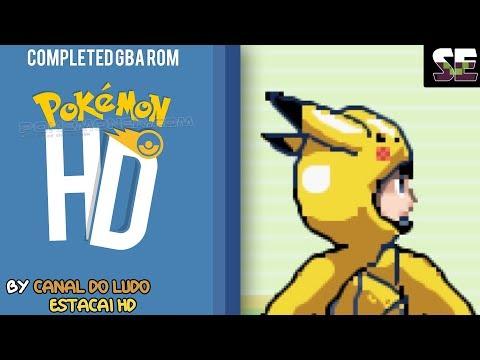 Gba Pokemon Hd V1 2 Completed Pokemoner Com