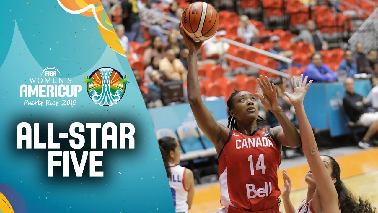 Kayla Alexander - Canada - All-Star Five