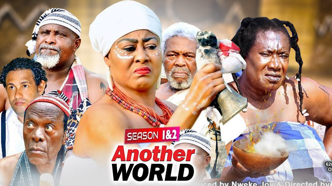 Download ANOTHER WORLD COMPLETE 1&2 NEW HIT MOVIE - 2021 LATEST NIGERIAN MOVIE| NOLLYWOOD LSTEDT EPIC MOVIE