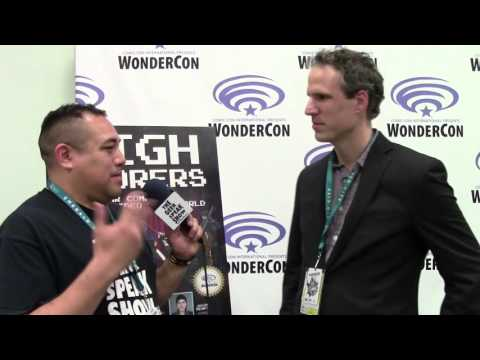 WonderCon 2016 - High Scorers & Streaming Success Panels