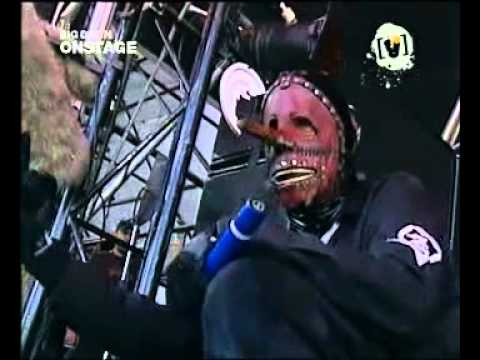 Slipknot - Heretic Anthem (555 to 666)  Live Sydney Big Day Out