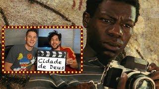Gringos Reagem: CIDADE DE DEUS!