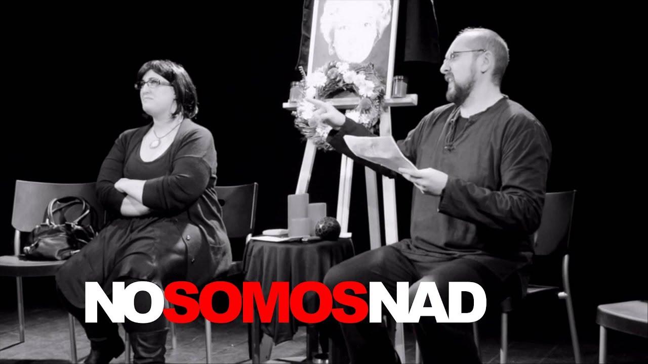 """""""No Somos Nadie"""" de Edulogic Producciones"""