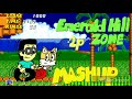 Emerald hill zone 2p (Mashup remix)