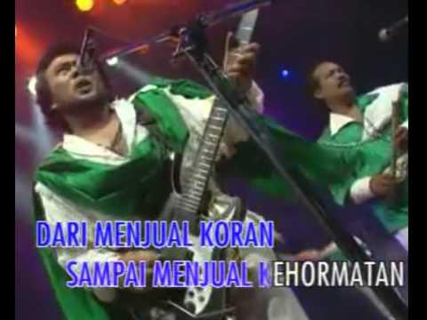 1001 Macam Roma Irama  (  Karaoke : No Vocal  )