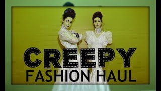 """CREEPY"" FASHION LOOKBOOK (No Frills Twins)"