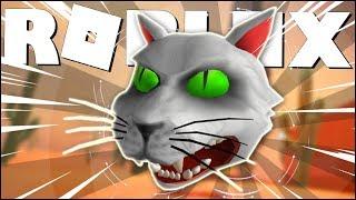 COMO GANHAR O GATO (Possessed Cat Head) NO ROBLOX | Evento Halloween 🎃 (Robloxian Highschool)