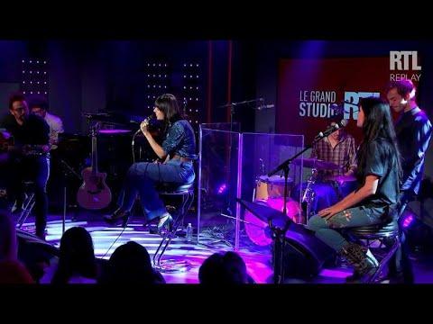 Nolwenn Leroy - Diabolo Menthe (Live) - Le Grand Studio RTL