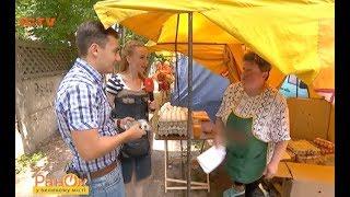 Эксперт проверил качество продуктов на уличной ярмарке