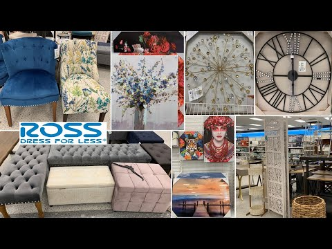 ross-furniture-&-home-decor-*-wall-decor-|-shop-with-me-2020