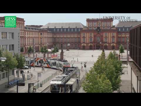 Center for Doctoral Studies in Economics (CDSE) of the University of Mannheim