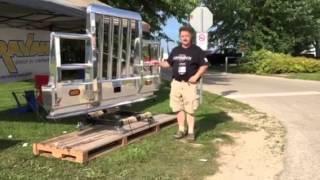 Fergus Truck Show w Dave MacKenzie